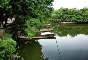 嶺南水郷文化をいまに伝える「小洲村」