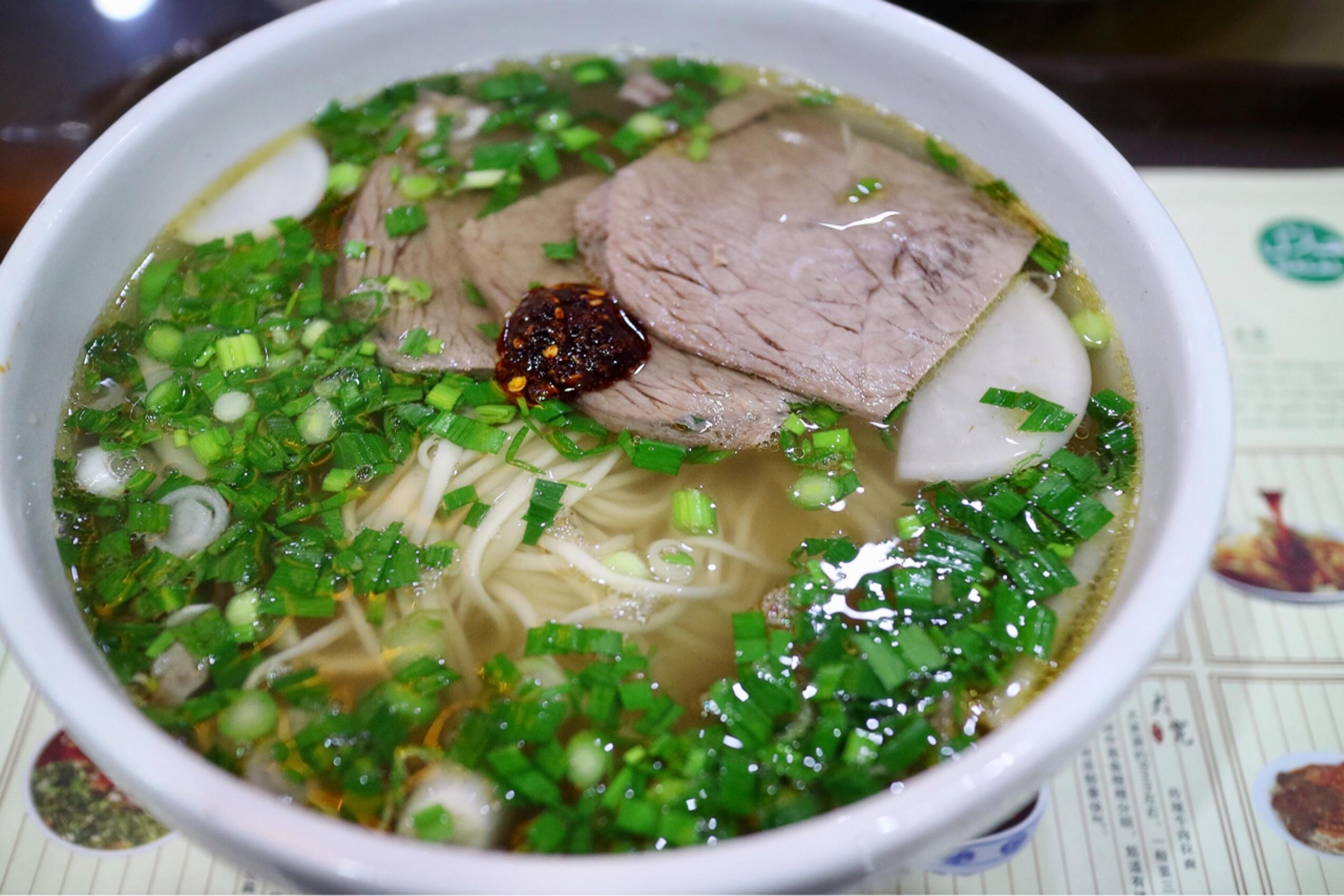 蘭州拉麺 5