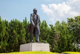 深圳の定番パワースポット「蓮花山公園」