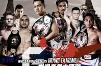タイボクシング・ムエタイの祭典「GRAND EXTREME 2018」九龍湾で開催