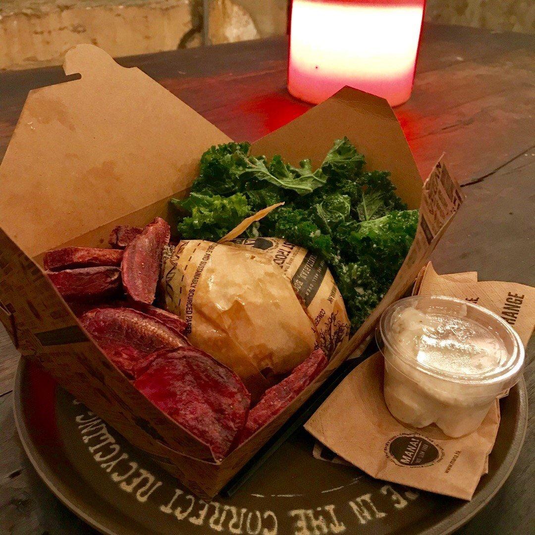 Mana Fast Slow Food food