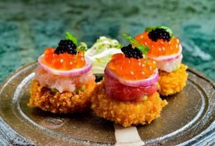 ZS Hospitality Group、中環(セントラル)にある日本食フードハブにオープン!Sakana No Aji(魚有魚味)では新鮮な刺身、YAKIMON(焼きもん)では美味しい焼き鳥が味わえる!