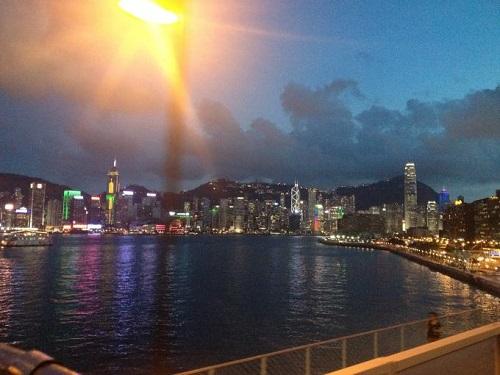 香港オープントップバス3