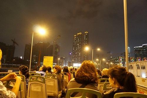 香港オープントップバス15