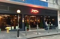 中環のイタリアンレストラン「Linguini Fini」