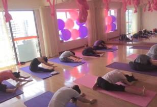 HTC×桜の舞Yoga Dance School、広州でトレーニングクラス開講