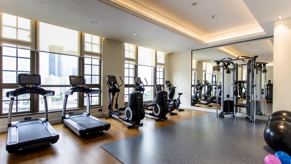 11. Gym