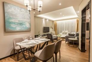 急発展エリアのレジデンス「君恒・愉酒店式服務公寓」深圳