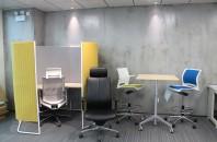 オフィス家具お試し「コクヨ深圳ショールーム」