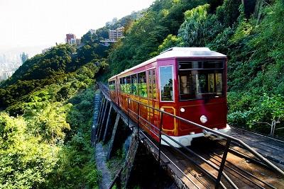 Peak Tram 002