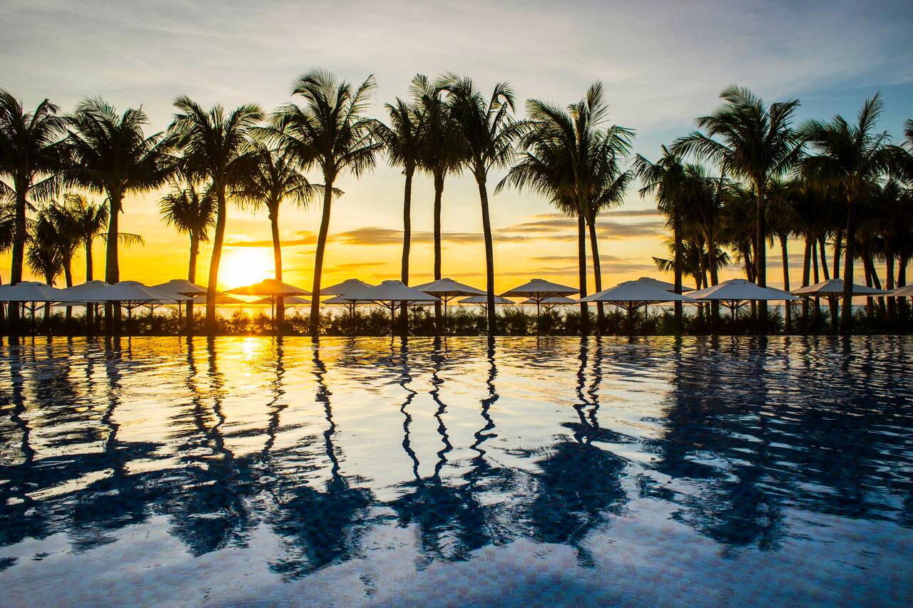 Salinda Hotel Swimming Pool