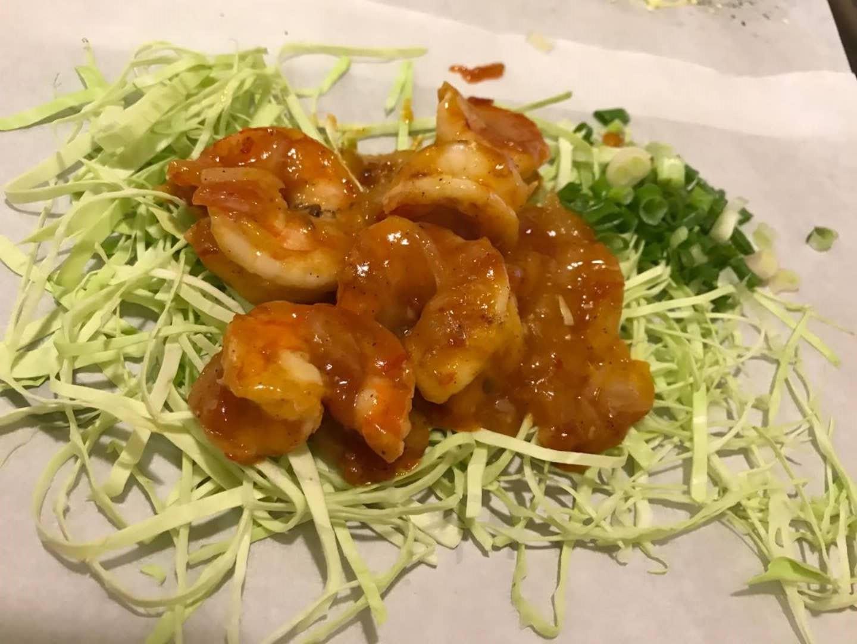 Shrimp chili