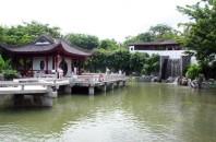 香港の歴史を感じる「九龍寨城公園」九龍城