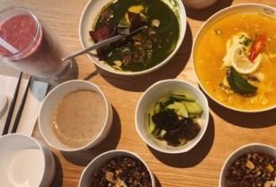 野菜中心のレストラン「Green Bowl」深圳