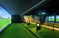 デジタルゴルフ練習場「ATLAS GoGreen」広州
