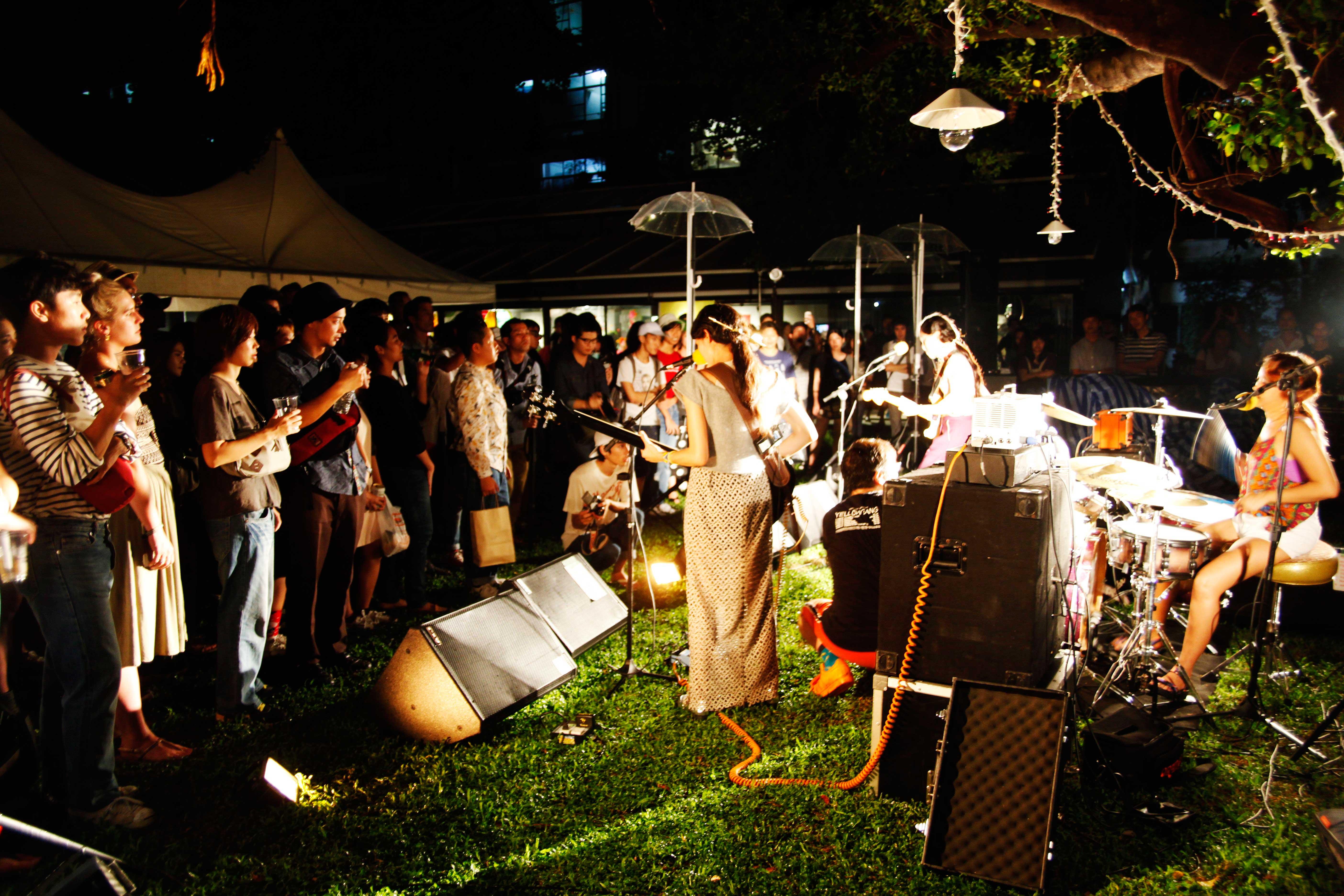 曼谷「澀谷文化祭」 (1)