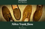 フォーマル靴「Alden オールデン」タッセルズ香港