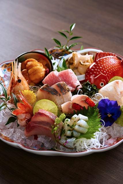 Inakaya 115 - sashimi (1668x2500)