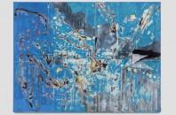 抽象画家「Mark Bradford」新作展示会 in 中環