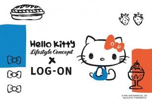 LOG-ON × ハローキティ期間限定店