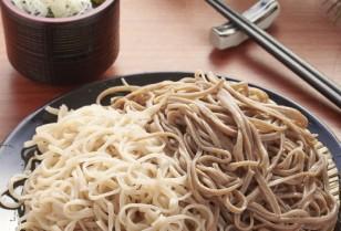 鰻と手打ち蕎麦が自慢「蕎麦屋」広州