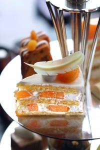 上品なクリームが決め手の 「Hokkaido Melon Short Cake」