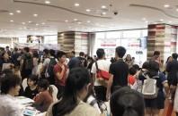 8月18日開催「2018年度日本留学展」九龍
