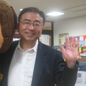 水木しげる博物館にて(鳥取県視察) (002)