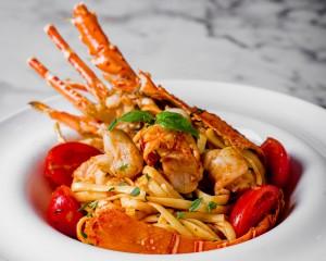 ちょっぴり贅沢な「Lobster Linguine」