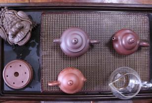 お茶の販売・作法は「玲ちゃんのお茶屋さん」広州