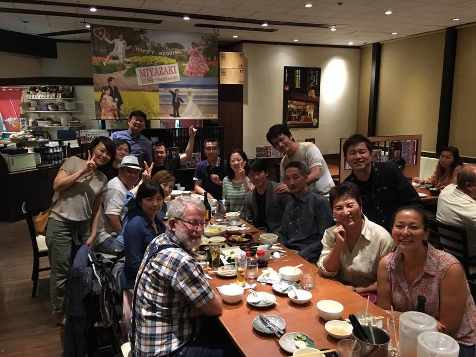 2ヶ月に1回定期開催している「宮崎県人会」