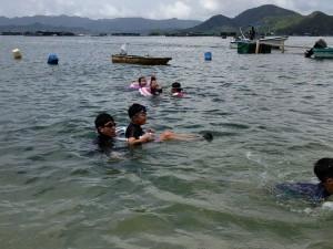 海釣り海水浴11