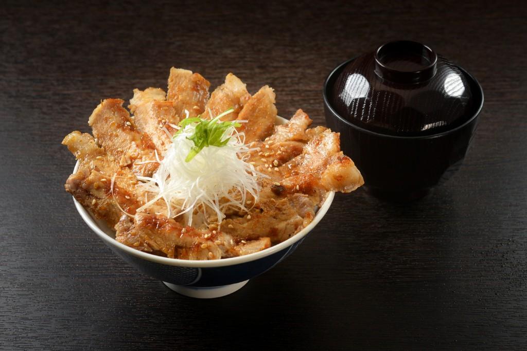 (饒) 十勝豚肉丼COPY