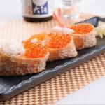 寶石腐皮三色壽司