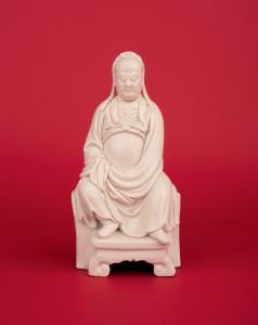 11 Chinese Blanc de Chine Guandi