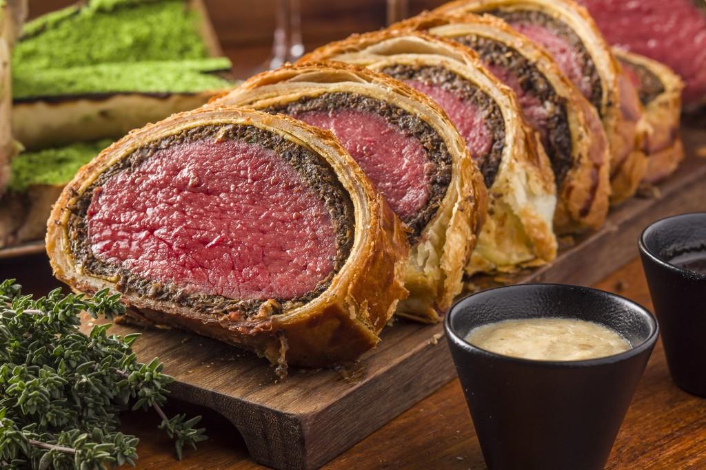 Ramsay氏のおススメ料理「Beef Wellington」
