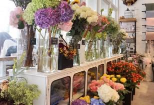 お花を生活スタイルの一部に「花魯班」広州