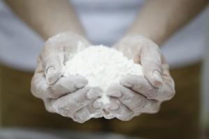 こだわりの小麦粉