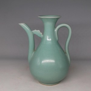 10 Porcelain pot celadon bottle
