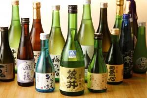 日本酒集合