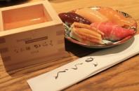 懐石料理「なお膳」江戸前寿司「鮨 からく」が銅鑼湾で交流会
