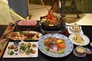 日本料理・鉄板焼き「弁慶」新春特別コース
