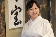 旬鮮海宝香港店社長の久和恵子さんにインタビュー