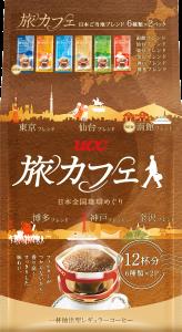 UCC 香濃雜錦滴溜咖啡粉 (12杯裝)