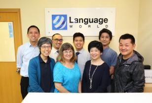 明るく経験豊富な先生が揃う「Language World」第4回