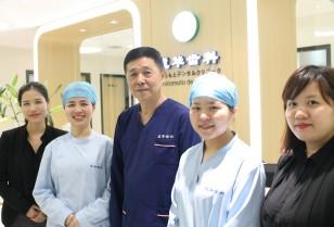 歯科クリーニング「しろもとデンタルクリニック」深圳