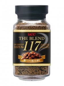 UCC 即溶招牌咖啡117(90克)