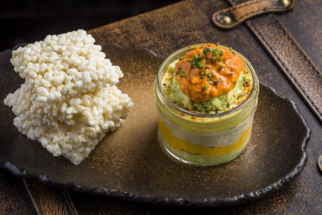 滑らかな口当たりが魅力 「veggie-mocktail mousseline」