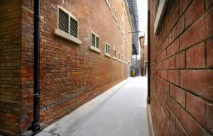 A Hall Yard