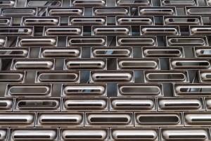 Aluminium Brick Facade